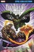 Fantastic Four The More Things Change TPB (2019 Marvel) Epic Collection 1-1ST