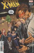 Uncanny X-Men (2018 5th Series) 17B
