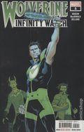 Wolverine Infinity Watch (2019 Marvel) 5