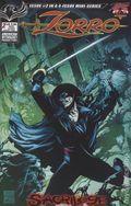 Zorro Sacrilege (2018 American Mythology) 2A