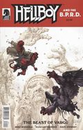 Hellboy and the B.P.R.D. The Beast of Vargu (2019 Dark Horse) 0A