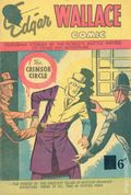Edgar Wallace Comic (Australian Series 1951 Young's Merchandising Company) UK Edition 2