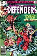 Defenders (1972 1st Series) Mark Jewelers 94MJ