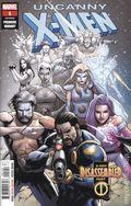 Uncanny X-Men (2018 5th Series) 1F