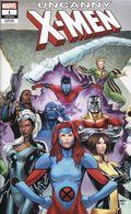 Uncanny X-Men (2018 5th Series) 1L