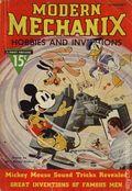 Modern Mechanix Hobbies and Inventions (C.1930's Fawcett Publication) Vol. 17 #3