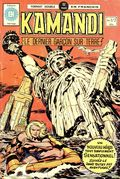 Kamandi (French Canadian Series 1978-1981 Editions Heritage) Le Dernier Garcon Sur Terre 1/2