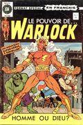 Warlock (French Canadian Series 1976 Le Pouvoir de Warlock - Editions Heritage) 1