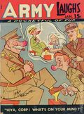 Army Laughs (1941) Crestwood Publishing Vol. 5 #10