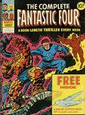 Complete Fantastic Four (1977-1978 Marvel UK) 2