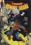 Amazing Spider-Man (Mexican Series 1980-1993 El Asombroso Hombre Arana - Novedades) 190 (194)