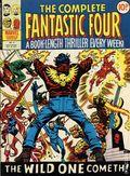 Complete Fantastic Four (1977-1978 Marvel UK) 4
