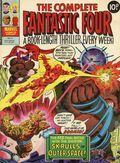 Complete Fantastic Four (1977-1978 Marvel UK) 5