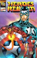 Heroes Reborn (1996) Wizard 1/2 1