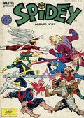 Spidey GN (Frenh Series 1979-1988 Editions Lug) ALBUM-31