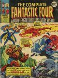 Complete Fantastic Four (1977-1978 Marvel UK) 6