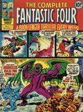 Complete Fantastic Four (1977-1978 Marvel UK) 8