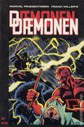Daemonen (Danish 1986-1987 Interpresse) Daredevil 2 (168-172)