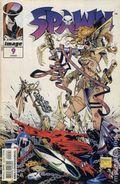 Spawn (Brazilian Series 1996-2005 Editora Abril) 9