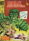 Incredible Hulk (German Series 1967 Halk Mensch Damon Untier - Hit Comics) 99