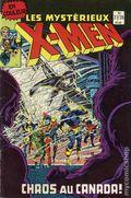 Uncanny X-Men (French Canadian Series 1985-1987 Les Mysterieux X-Men - Editions Heritage) 27/28