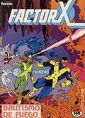 Factor-X (Spanish Series 1988-1995 Planeta DeAgostini) 1