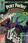 Peter Parker de Spektakulaire Spiderman (Dutch Series 1983-1995 Junior Press) 3