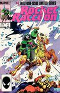 Rocket Raccoon (1985 Marvel) 4