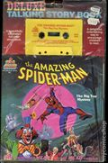 Amazing Spider-Man The Big Top Mystery SC (1986 Kid Stuff Records & Tapes) Deluxe Talking Story SET-281