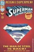 Superman The Man of Steel (1991) 22D