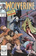 Wolverine (1988 1st Series) 4