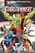 X-Men Spotlight on Starjammers (1990) 1