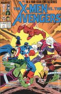 X-Men vs. the Avengers (1987) 1