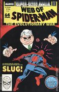 Web of Spider-Man (1985 1st Series) Annual 4