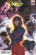 Uncanny X-Men (2018 5th Series) 1J