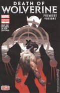 Death of Wolverine (2014) 1K