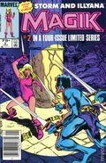 Magik (1983 Marvel) Canadian Price Variant 2