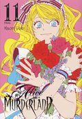 Alice in Murderland HC (2015- Yen Press) 11-1ST