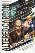 Altered Carbon Download Blues HC (2019 Dynamite) 1-1ST