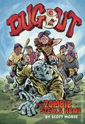 Dugout The Zombie Steals Home HC (2019 Scholastic Graphix) 1-1ST