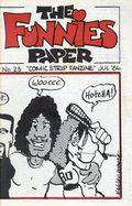 Funnies Paper (1983 Fanzine) 23