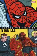 Marvel Visionaries Stan Lee TPB (2019 Marvel) 1-1ST