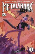 Metalshark Bro TPB (2019 Scout Comics) 1-1ST