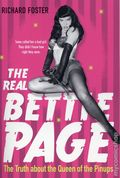 Real Bettie Page SC (1997 Citadel) The Truth about the Queen of the Pinups 1B-REP