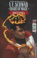 Shades of Magic The Steel Prince (2018 Titan Comics) 6A