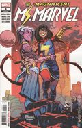 Magnificent Ms. Marvel (2019 Marvel) 4A
