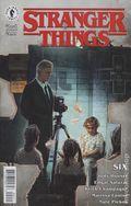 Stranger Things Six (2019 Dark Horse) 2A