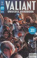 Valiant Universe Handbook (2019 Valiant) 2019