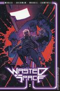 Wasted Space TPB (2018 Vault Comics) 2-1ST