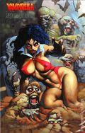 Vampirella Mastervisions Art Card (1996) 3